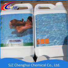 Water Treatment Polyquat 60 Algaecide for Swimming pool