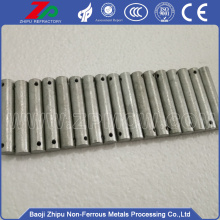 China OEM for Tungsten Electrode High quality precision molybdenum machined parts supply to Sudan Factory