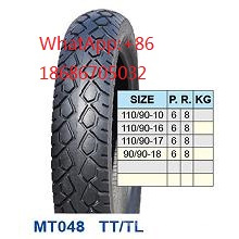 Motorcycle Tyre 110/90-10 110/90-16 110/90-17 90/90-18