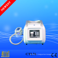 Le plus populaire Advanced 1800W 3 Heads Criolipolisys Ice Freezing Cryolipolyse Machine