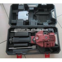 1700w 2.4HP 52cc Gasolina Martillo de Gato Handheld Portátil Gasolina Martillo Rotativo