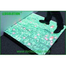 Ledsolution 2016 New LED Interactive Sensitive LED Dance Floor Display