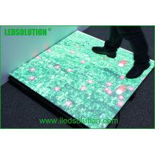 Ledsolution 2016 Nueva LED interactiva LED sensible pantalla de piso de baile