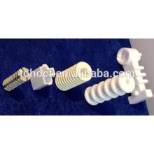 Металлизированный zirconia керамические трубки