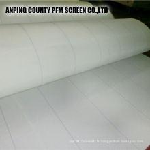 Polyester durable de bas prix formant des tissus pour la fabrication de papier