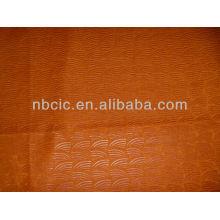 collé en relief canapé tissu 100 % polyester
