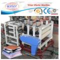 Machine d'extrusion en plastique expansée de panneau de mousse XPS (XPS135 / 150 weier)