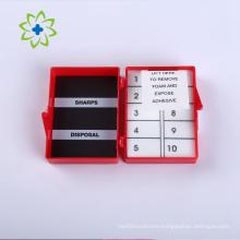 Disposable 10 Counts Foam Block For Sharp Control