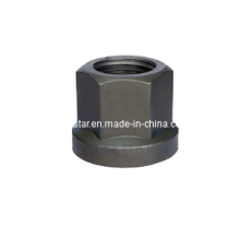 Steel Hex Nut with Rotatable Washer