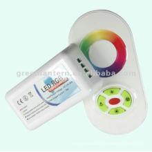 3-Kanal-Ausgang RGB RF Wireless Touchscreen LED-Streifen-Controller