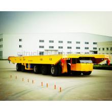 100-600T Chargement Shipyard remorque porte-engins lourds remorque chantier modulaire remorque lourde
