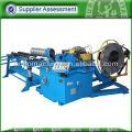 Spiro duct machine