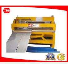 Ft1.0-1200 Máquina de corte automática de folhas retas e cortantes