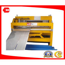Ft1.0-1200 Straight & Taperred Sheet Automatic Slitting Machine