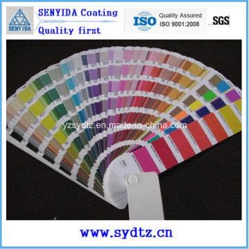 Ral Colors Cobertura em pó termoendurecível