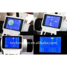 3CH Pantalla LCD 2.4GHz RC Control de la mano del coche