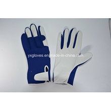 Pig Leather Glove-Weight Lifiting Glove-Safety Glove-Working Glove-Cheap Glove