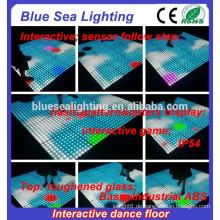 Hochzeit Disco Nachtclub DMX interaktive LED Tanz Boden Licht