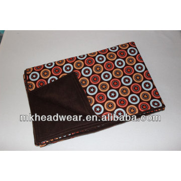 Soft y grueso capa de impresión de doble capa de manta