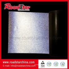 EN471 hochsichtbare reflektierende Hitze Transferfolie für Kleidung