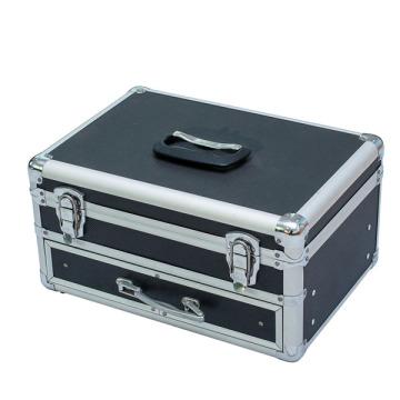 Aluminium Werkzeugkoffer / Schubladengehäuse (KeLi-Schublade-12)
