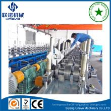steel profile roll form equipment door frame metal forming machine