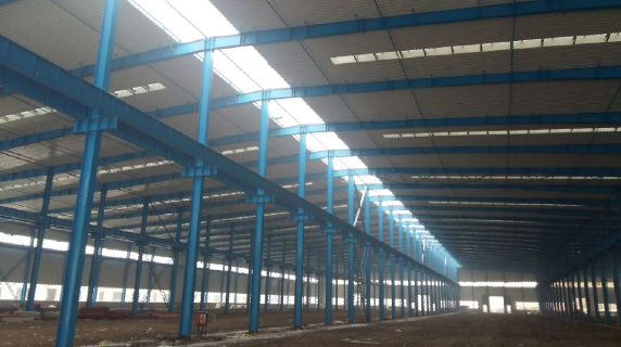 Prefabricated Logistic Centre Steel
