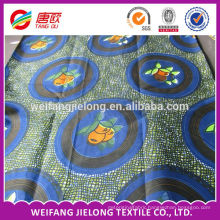 wholesale 100% Cotton Guaranteed Real Wax Prints Fabric in stock