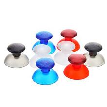manche de contrôleur de couleurs de champignon pour les jeux vidéo ps3 casquette analogique