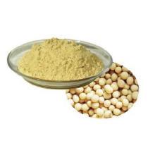 Fornecimento de Fábrica Diretamente com Preços Competitivos Isoflavona 100% Natural de Soja