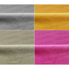 One Side Brushed Super Polyester Knit Towels