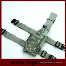 Militar Airsoft caza pistola pistolera Tornado Universal táctico pistola pistolera del muslo derecho