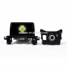 Восьмиядерный! 7.1 андроид автомобильный DVD для Mazda СХ-5 2017 с 9-дюймовый емкостный экран/ сигнал/зеркало ссылку/видеорегистратор/ТМЗ/кабель obd2/интернет/4G с