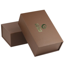 Wholesale Cheap Price Luxury Famous brand sliding cardboard drawer paper box with hot stamping logo