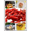 chinesische neue Saison rote Goji-Beere Preis, kleine Packung große Größe getrocknete Goji Beeren