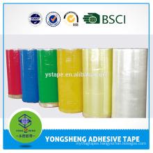 Zhejiang tape factory bopp tape manufacture