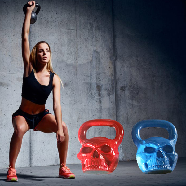 Custom Face Kettlebell