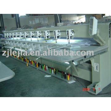 Máquina de bordar toalla completa