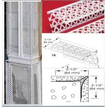 ПВХ корпус из бисера / строительных материалов / ПВХ угловой бусины