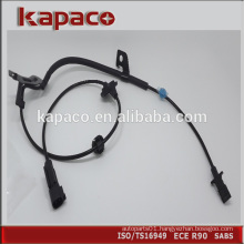 Auto parts front abs wheel speed sensor 4670A582 for Mitsubishi Outlander Pajero Lancer