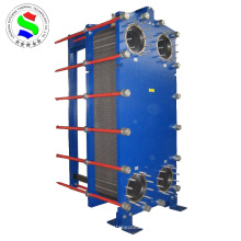 M20M plate heat exchanger for swimming pool outdoor