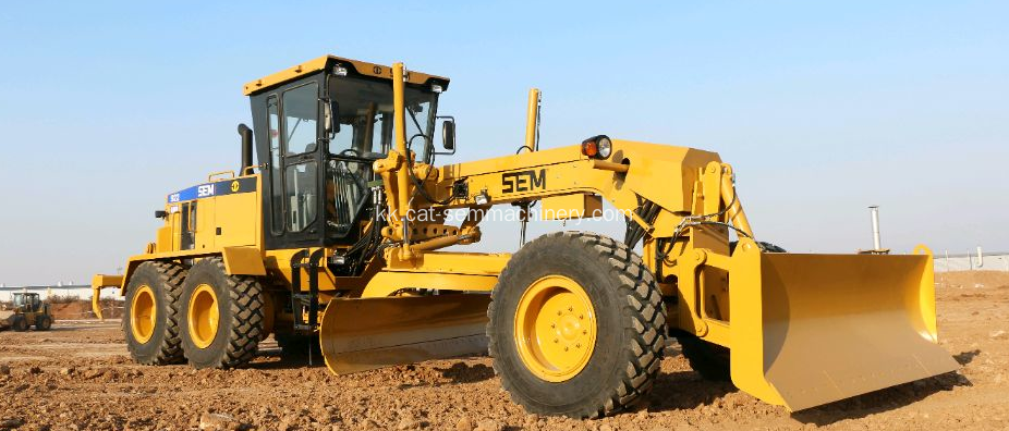 2019 220HP ALL WHEEL DRIVE MOTOR GRADER
