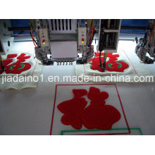 Chain Towel and Double Sequin Embroidery Machine