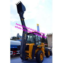 Kecil XCMG 1m3 WZ30-25 Backhoe Loader