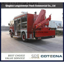 Diesel Engine Emergency Rescue Fire Fighting Truck