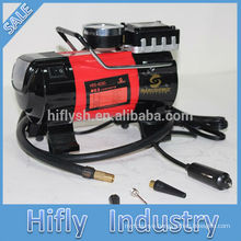 HF-5038 DC12V Car Air Compressor Portable Air Compressor Plastic Air Compressor (CE Certificate)