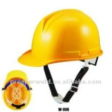 Capacete de segurança com ABS W-006