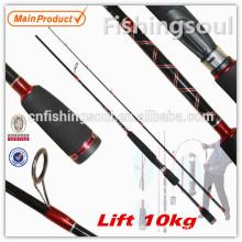SPR043 Nouveau matériel Matériel de pêche SRF Brave Canne à pêche Spinning