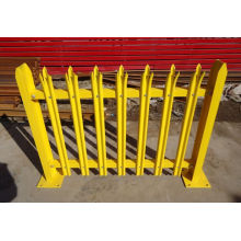 Best Price Assembled Powder Coated Palisade Fencing