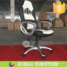 Cómoda silla de oficina ejecutiva de alto rendimiento trasero / silla de oficina Asiento de carreras / silla de oficina de asiento de competición en muebles de oficina